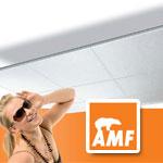 Подвесные потолки AMF (потолки АМФ)